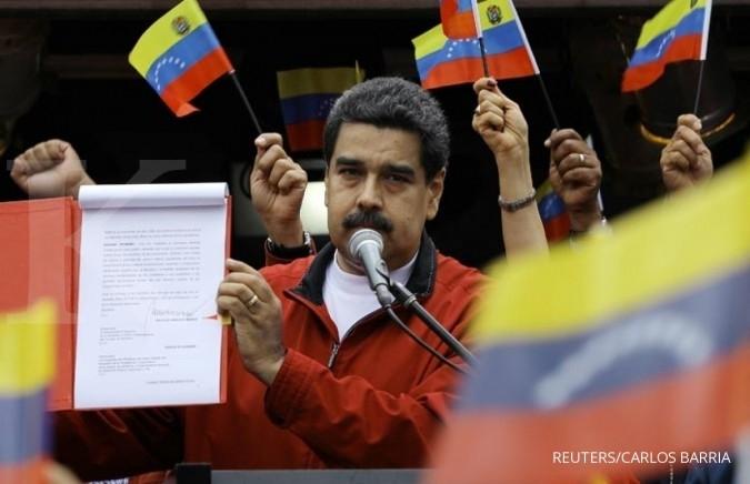 Bagi Venezuela, sanksi AS hanya dianggap gurauan