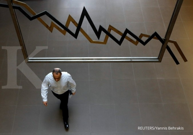 Bursa Eropa menguat terdorong sektor keuangan