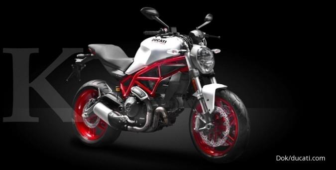 Lebih murah, Ducati 797 incar pembeli moge pertama