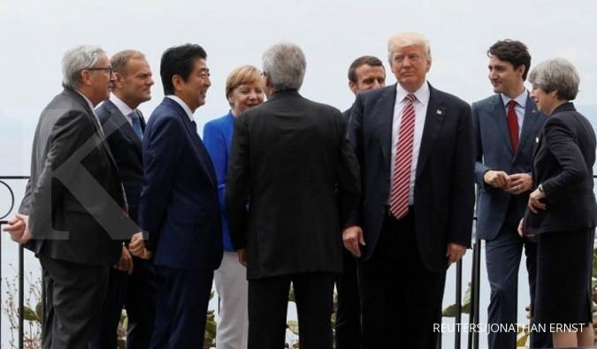 Trump tarik AS dari Perjanjian Perubahan Iklim
