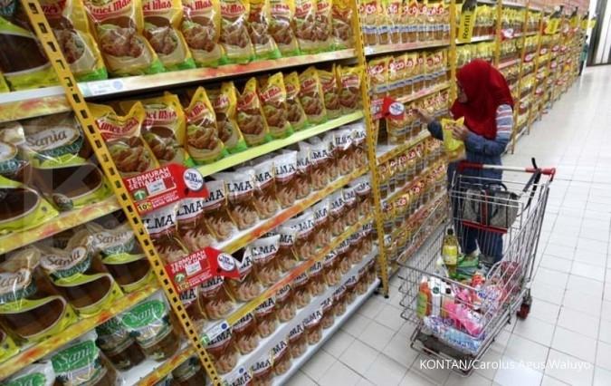 Produsen minyak goreng dipaksa penuhi pasar lokal