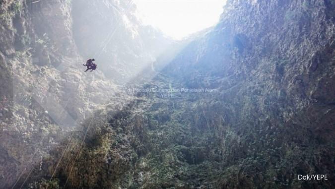 Potensi wisata gua di Pacitan