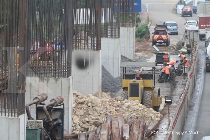 Kontraktor tunggu kucuran dana LRT