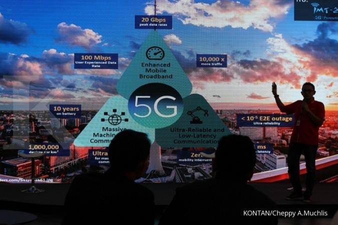 Ericsson prediksi bisnis 5G masuk Indonesia 2021