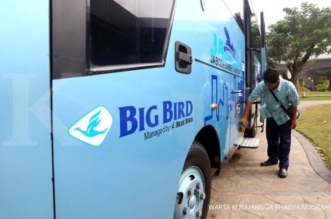 BIRD Blue Bird: Kami belum berencana masuk bisnis AKAP