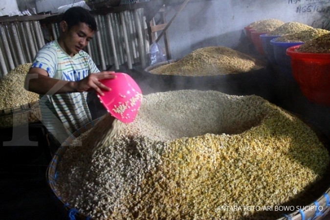 Pembatasan impor kedelai berdampak ke pengrajin