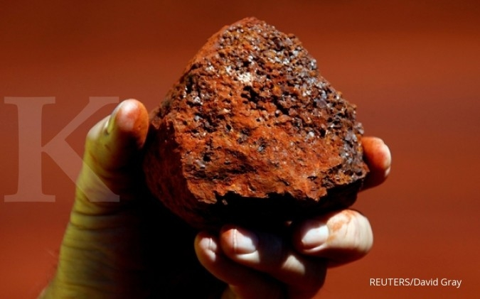 Hong Kong tantang bursa Singapura jualan iron ore