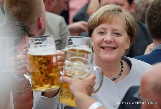 Minum bir bikin bahagia, ini penjelasannya