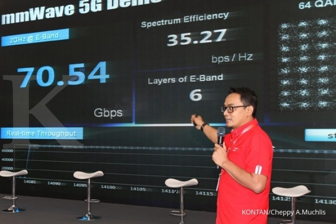 Bisnis digital sumbang 40% pendapatan ke Telkomsel
