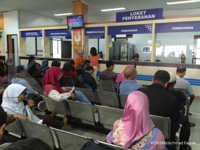 Pengurusan surat kendaraan dibuka lagi 3 Juli