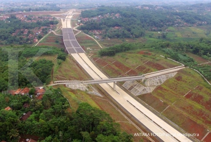 PUPR rombak perjanjian tol Cisumdawu seksi I-II
