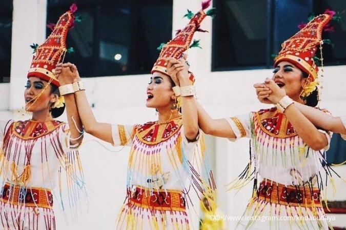 Persembahan Satu Cinta Indonesia dari LTMKB UI