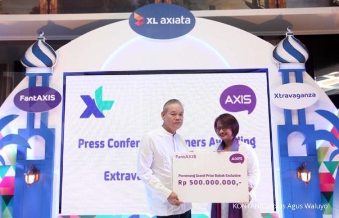 XL Axiata transformasi gerai jual akseori gadget