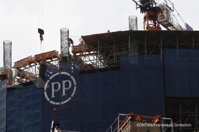 PTPP kantongi kontrak Rp 24,05 triliun