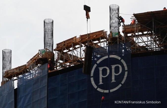 TLKM PTPP Dividen BUMN naik, emiten masih aman