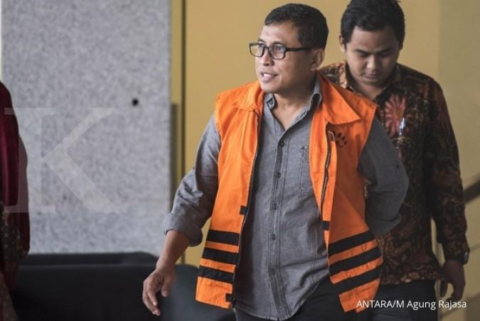 Penyuap auditor BPK cuma dituntut 2 tahun penjara