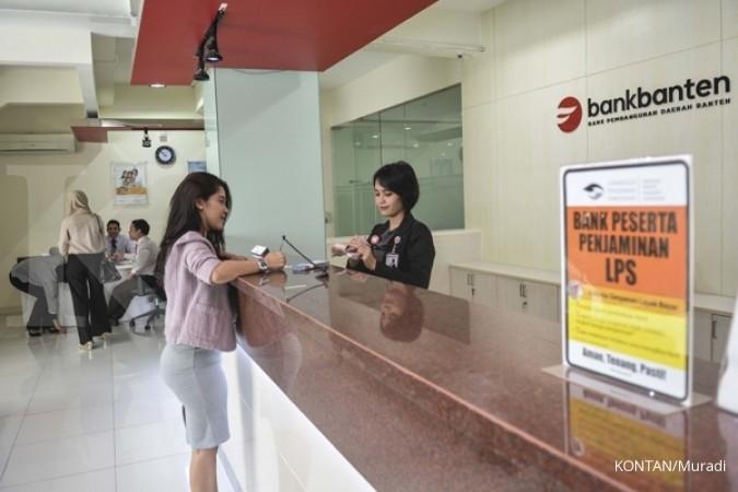 Susunan baru direksi dan komisaris Bank Banten