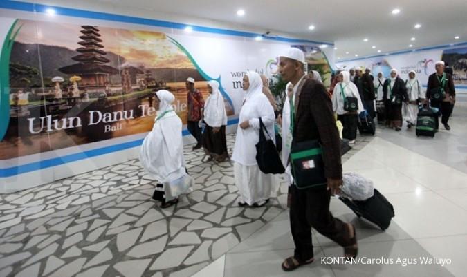 Menag kontrol fasilitas jemaah haji di Arab Saudi