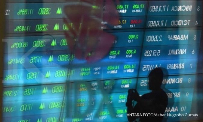6 sektor dan 128 saham kerek IHSG di jalur hijau