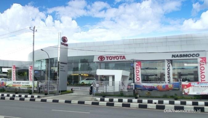 CARS Pasar lesu, Nasmoco fokus pertahankan penguasaan pasar otomotif di Jawa Tengah