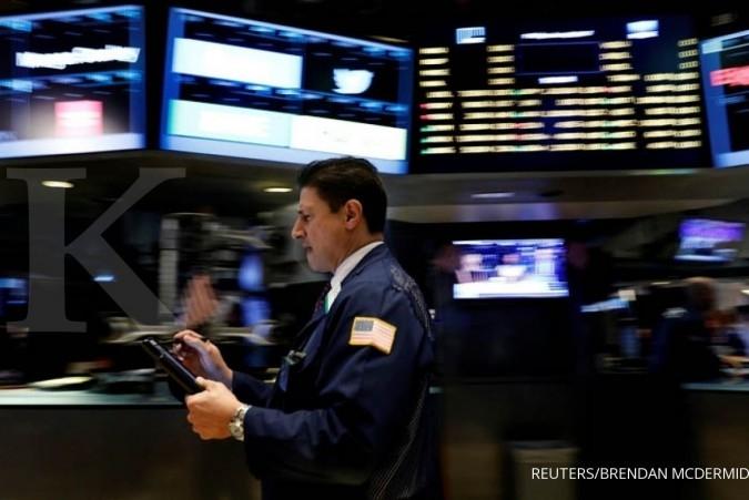 Bursa AS ditutup mix setelah bunga The Fed naik