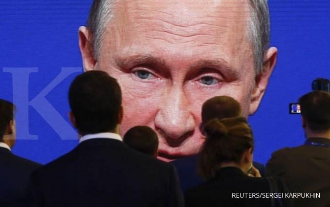 Kekayaan Vladimir Putin US$ 200 miliar?