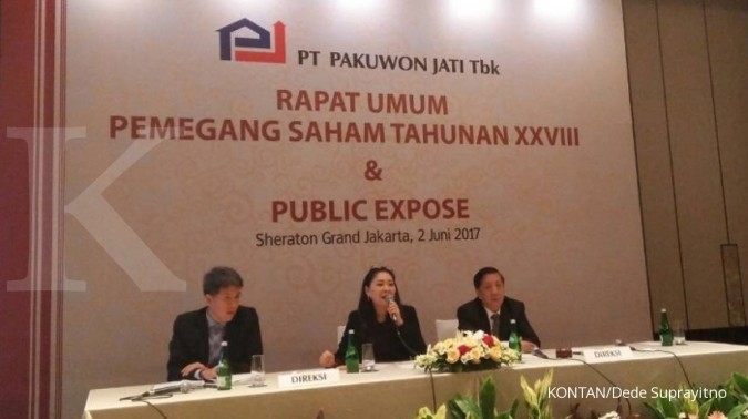 Pakuwon Jati (PWON) sebut penjualan apartemen mixed use lebih lancar