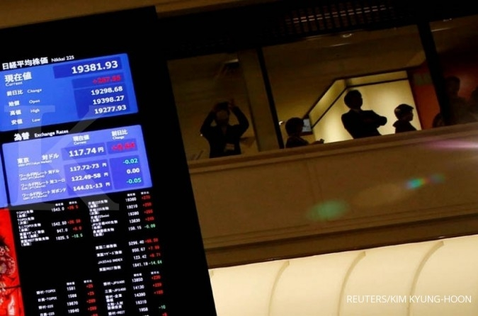 Potensi reli bursa Asia