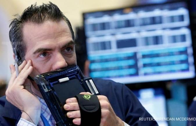 Bursa AS berakhir flat setelah testimoni Comey
