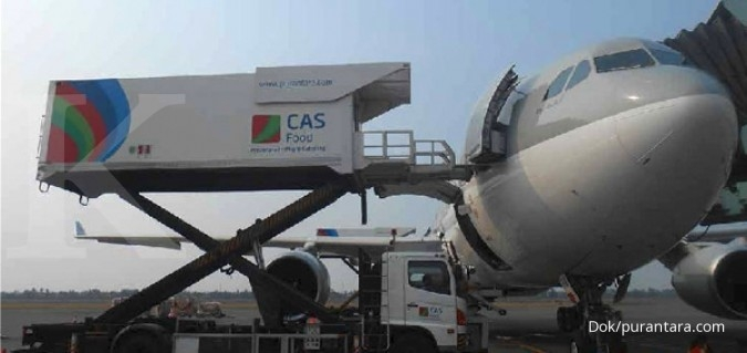 Cardig Aero target bisnis katering tumbuh 20%