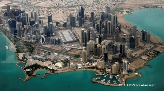 Warga Qatar panik serbu supermarket