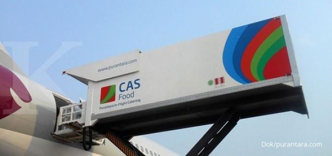 Semester I, pendapatan Cardig Aero Service (CASS) stagnan