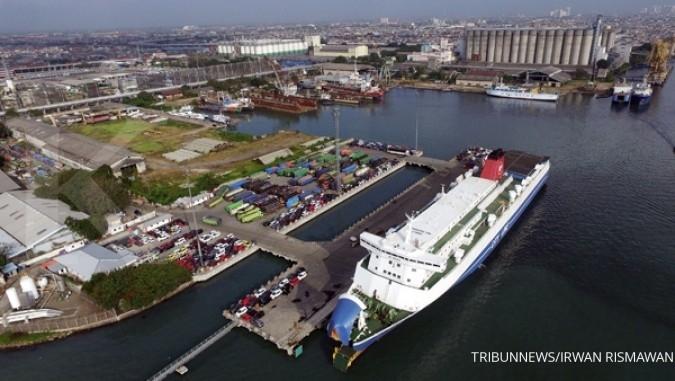 Tol laut dongkrak perdagangan dari Timur ke Barat
