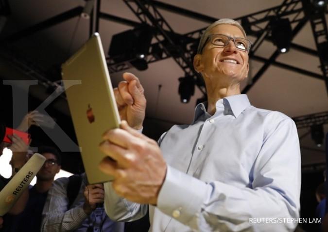 Paradise Papers: Manuver Apple menghindari pajak