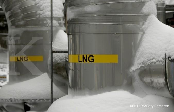 Harga gas alam disetir permintaan Amerika