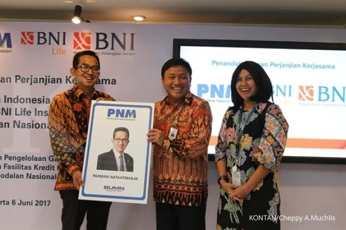 BNI gandeng PNM tingkatkan literasi keuangan