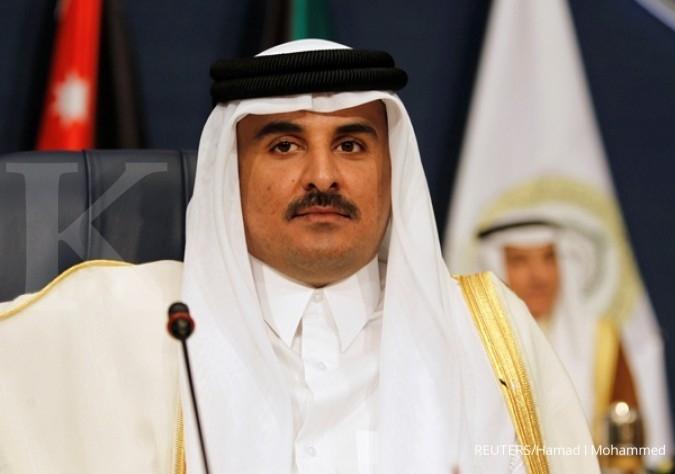 Emir Qatar kunjungi Indonesia pekan depan
