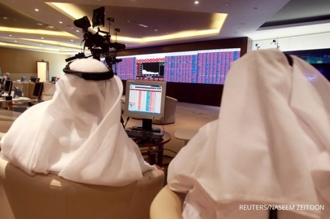 Krisis diplomatik bikin indeks Qatar anjlok 3,2%