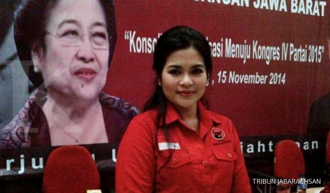 Puti Soekarnoputri ikut penjaringan cagub Jabar?