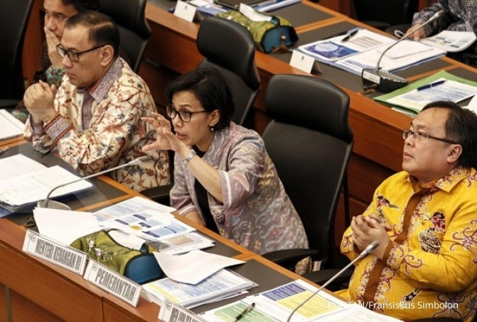 Pemerintah dan DPR ubah target pembangunan 2018