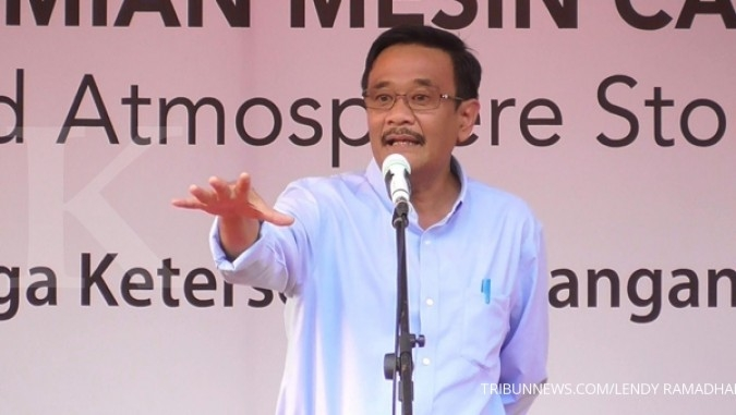 Djarot to officially replace Ahok on Thursday