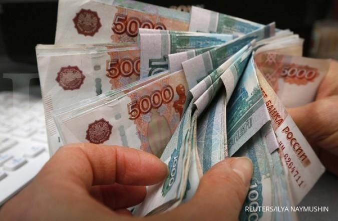 CBR bailout bank terbesar ketujuh Rusia