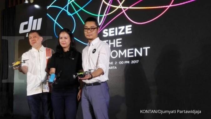 DJI Spark siap meluncur pasar Indonesia
