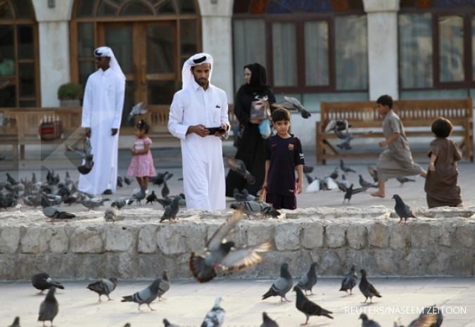 Gebrakan Qatar pada produksi gas di tengah krisis