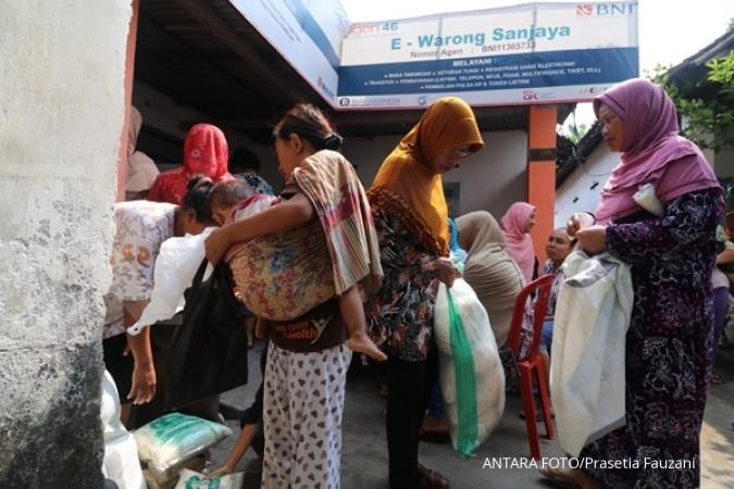 Jokowi larang perluasan bantuan pangan non tunai