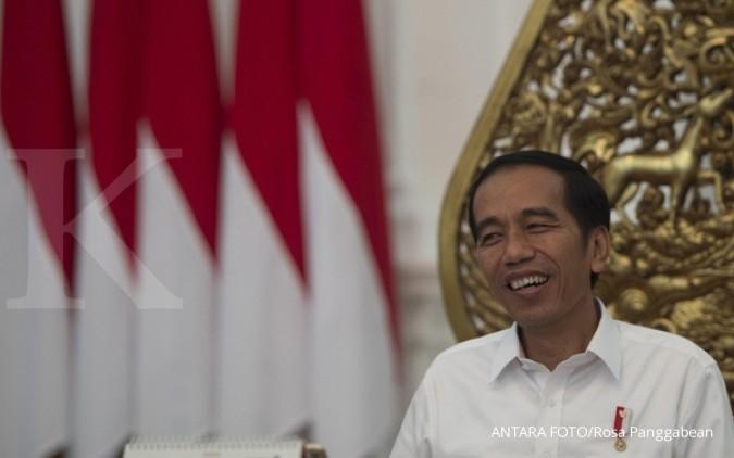 Di hari ulang tahun, Jokowi kunker ke Sukabumi