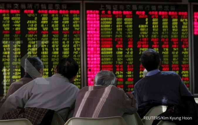 MSCI Emerging Market perhitungkan saham China
