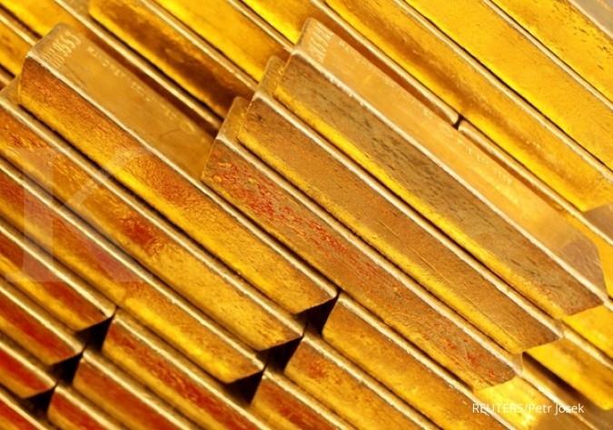 Pilihlah emas buat investasi