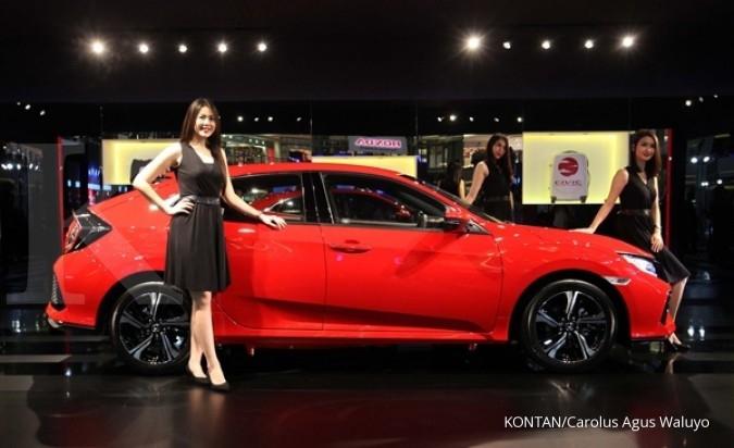 Honda Civic Hatchback Turbo sudah bisa dipesan