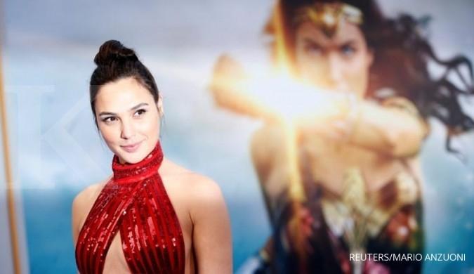 Wonder Woman kalahkan The Mummy di layar lebar